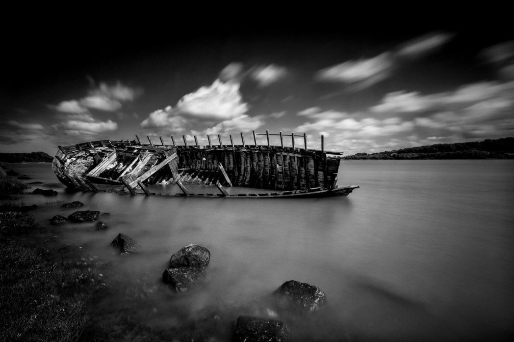 10stop Black and White Conversion