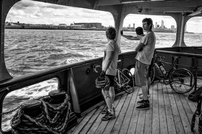 X100 Mersey Ferry
