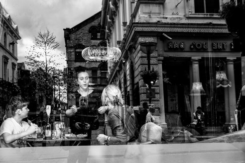 Selife Liverpool Bold Street coffee shop